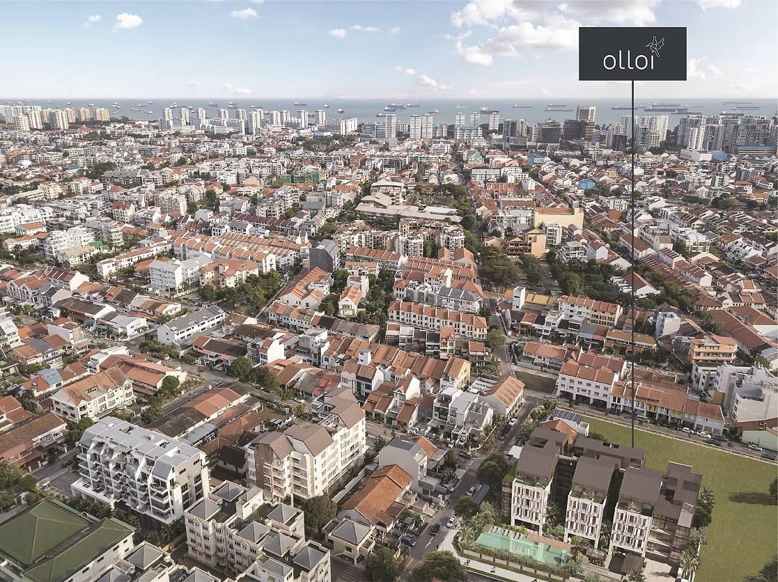 OLLOI CONDOMINIUM – Luxury Home