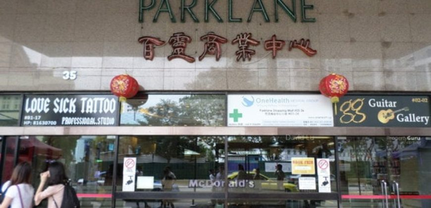 Parklane Shopping Mall