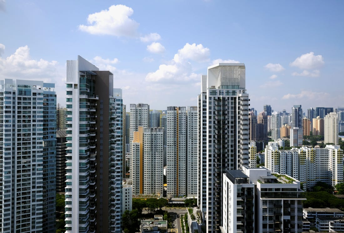 Singapore Home Prices Rise to Highest in More Than Two Years