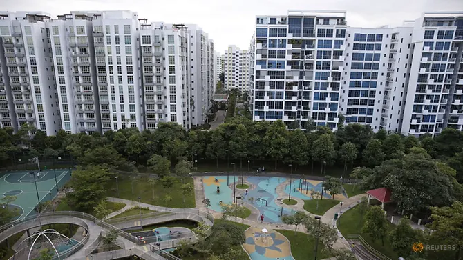 Singapore private home prices increase by 2.1% in fourth quarter